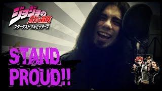 Stand Proud Jojo 39 s Bizarre Adventure SC Op. Latino Full.mp3