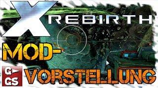 X Rebirth Modvorstellung Endlich klare NPC Infos deutsch Mod HD