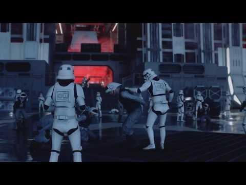 Defend the Death Star - Star Wars Battlefront 2