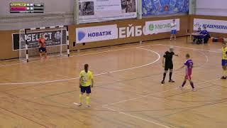 Женщины Чемпионат России Матч за 3 е место Лагуна Пенза МосПолитех Матч 2