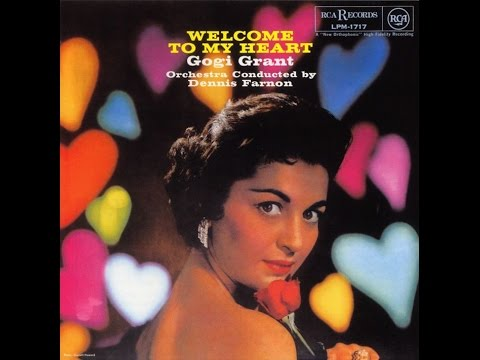 Gogi Grant ~ If I Should Lose You