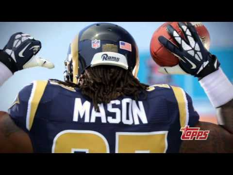 TRE MASON Topps Rookie Debut Video