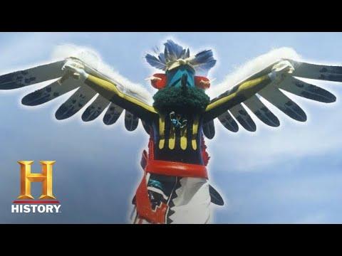 Ancient Aliens: Hopi Legend Predicts Alien Arrival (Season 7) | History