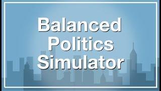Balanced Politics Simulator ► Episodio #01: ¿El Balance en la Fuerza? | Juego Político
