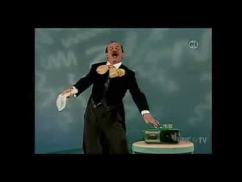 Mr Noodle Singing Version 1