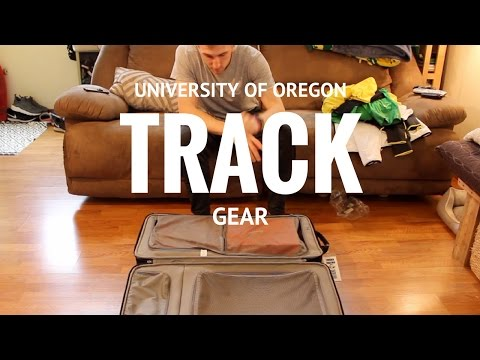 The Gear Oregon Track and Field Gets For NCAA Indoors