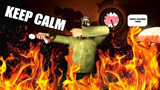 Try to KEEP CALM challenge | Calm Down, Stalin