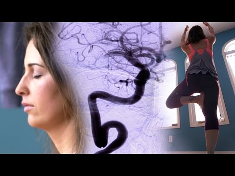 Medtronic Innovation Helps Yoga Mom Survive a Stroke