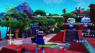 Fortnite's Live-playing with subscribers///offer me the football skin PT/BR # 87