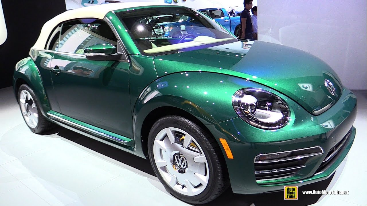 2017 volkswagen beetle convertible exterior and interior. Black Bedroom Furniture Sets. Home Design Ideas