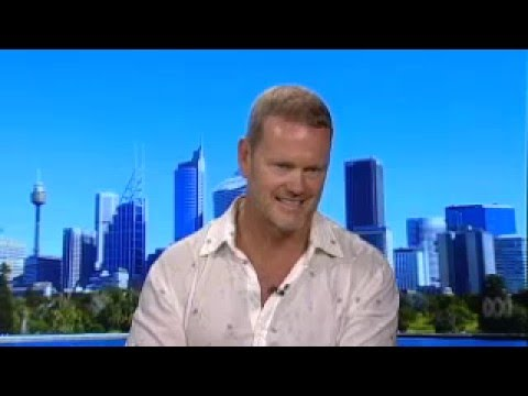 Craig McLachlan on ABC News Breakfast 05.02.16