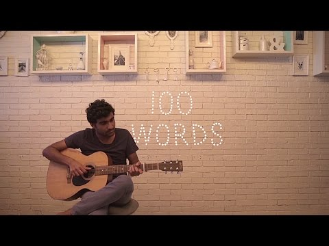 Prateek Kuhad - 100 Words (Acoustic)