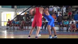 00091 x264 Heavyweight wrestling matches at  Punjab Junior national Cadets