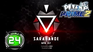 Gambar cover Sarabande D24 | PUMP IT UP PRIME 2 (2018) Patch 2.03