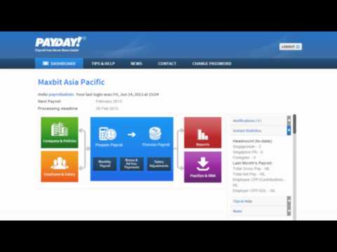 PayDay! - The Perfect Payroll Solution for Small Businesses in Singapore