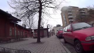 Иммигранские районы Стокгольма. RINKEBY.