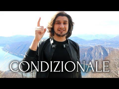 Condizionale presente | условное наклонение в итальянском языке | итальянский язык