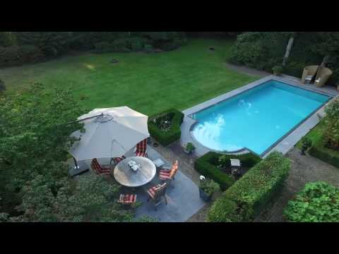 Belgium property drone shoot