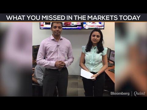 Market Wrap: Sensex Suffers Worst Day Of 2017