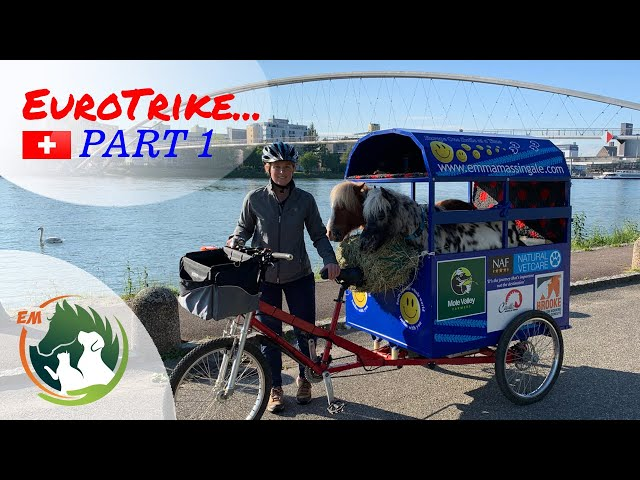 EuroTrike Pony Adventure Part One