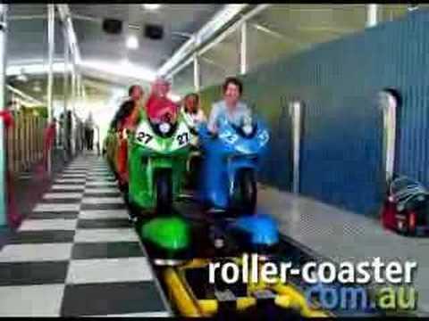 Mick Doohan's Motocoaster Dreamworld