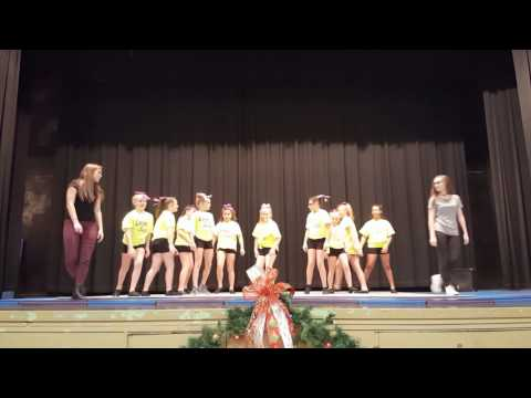 Dance with angie at oregon il candlelight walk event