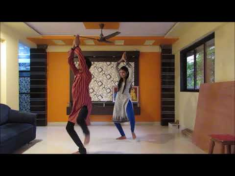 Hey Ganaraya - Abcd2 simple bharatnatyam on bollywood song