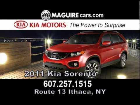 maguire family of dealerships ithaca ny kia sorento deal youtube youtube