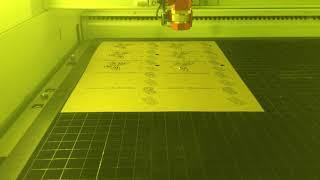 OBERlaser Kraftpapier schneiden