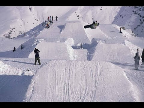 Winter X Games Slopestyle Compilation Men