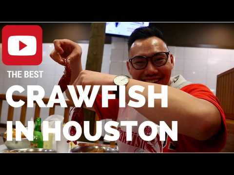 The Best Crawfish In Houston