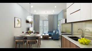 [FBNC] Trải nghiệm không gian sống đẳng cấp tại căn hộ mẫu Legacy Central