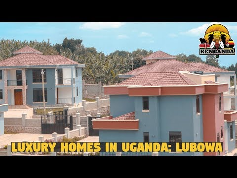 Luxury Home in Kampala, Uganda: Lubowa