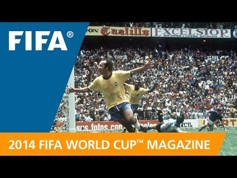 Brazil in 1970: Football's most beautiful team