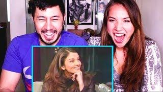 AISHWARYA RAI BURNS DAVID LETTERMAN | Reaction by Jaby Koay & Miriam Macip
