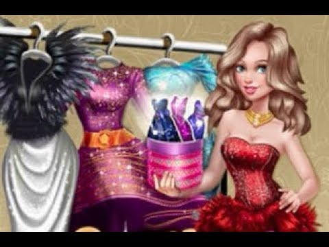 Play Sery Haute Couture Dolly Dress Up | Online Games | Kids Games | Online Games | Kids Games