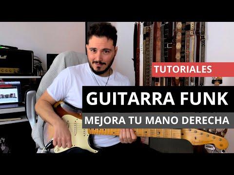 Guitarra Rítmica Funk: Mejora Tu Técnica De Mano Derecha