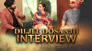 Diljit Dosanjh losses his temper gets angry during Interview