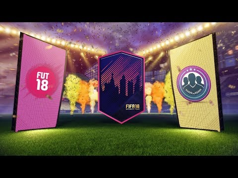 2 PLAYER PACKS...! UNTRADEABLE PTG & SPECIAL CARD IN A PACK! FIFA 18 ULTIMATE TEAM