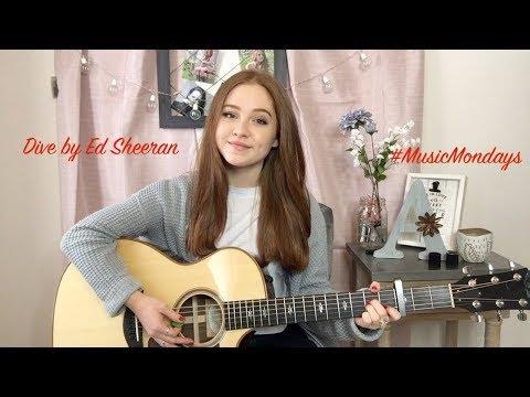 Dive - Ed Sheeran (Cover By Amanda Nolan)