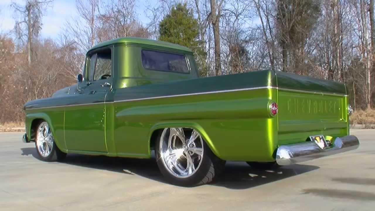135001 1959 Chevrolet Apache Youtube