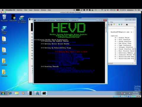 Windows Kernel Exploitation - Installing HEVD symbols