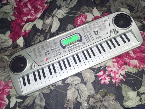 Unboxing 5407 Bandstand Keyboard Piano | 54 keys with USB Charger and Mic | Tech - Mob