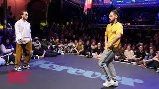 Frankie J vs Romulo 1ST ROUND BATTLE House Dance Forever 2019