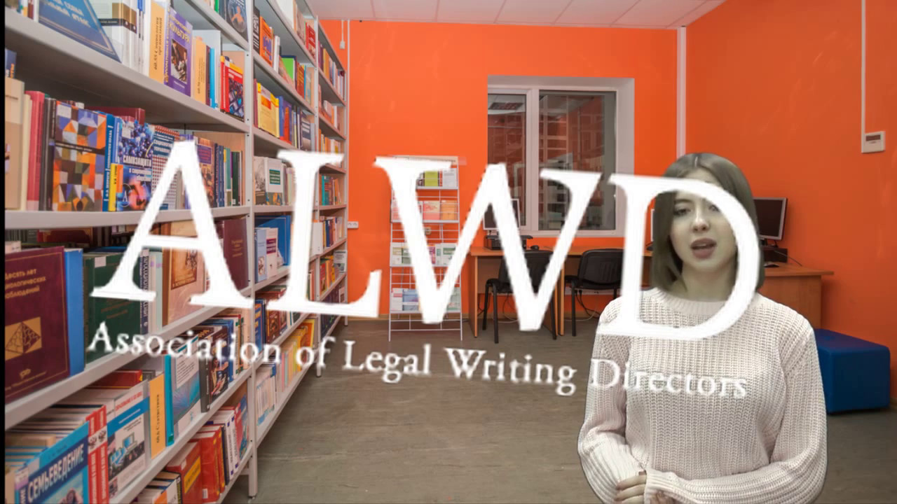 the association of legal writing directors Alwd citation manual: a professional system of citation a professional system of citation, third edition and the association of legal writing directors.