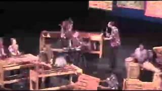 """The Zambezi Marimba Band - """"Aguanile"""""""