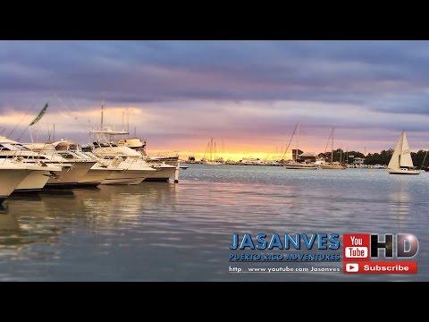 Caída de Sol impresionante en Salinas Puerto Rico