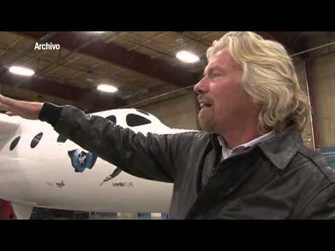 Nave espacial privada se estrella en EEUU