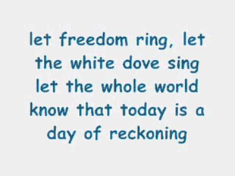 Independence Day - Lyrics