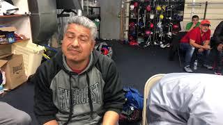 Robert Garcia reaction to GGG new deal